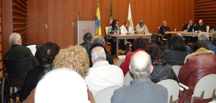 ARVA – Reuniu em assembleia geral
