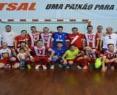 Futsal CD Aves: assegurou a permanência com goleada