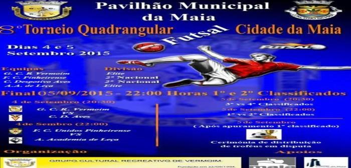 Torneio cidade da Maia (futsal)