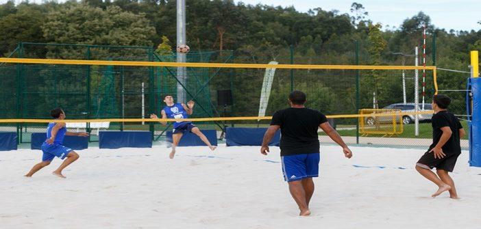 Campeonato Nacional de Futevólei, tem a final marcada para o Parque Desportivo Sara Moreira