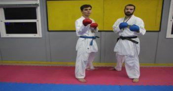 Campeonato nacional de karaCampeonato nacional de karate cadetes, juniores e sub 21