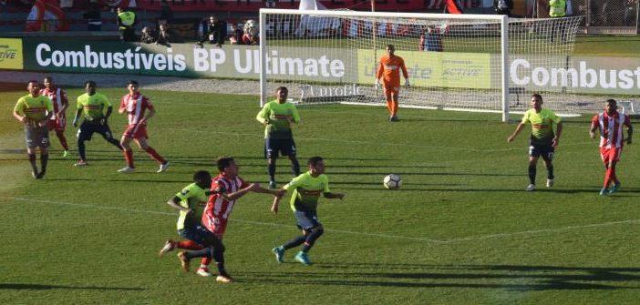 CD Aves   0   –   0   Marítimo