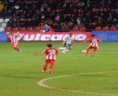 Vitória   2  –  1   CD Aves