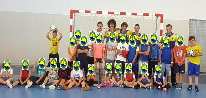 GDVA promoção do futsal e o convívio