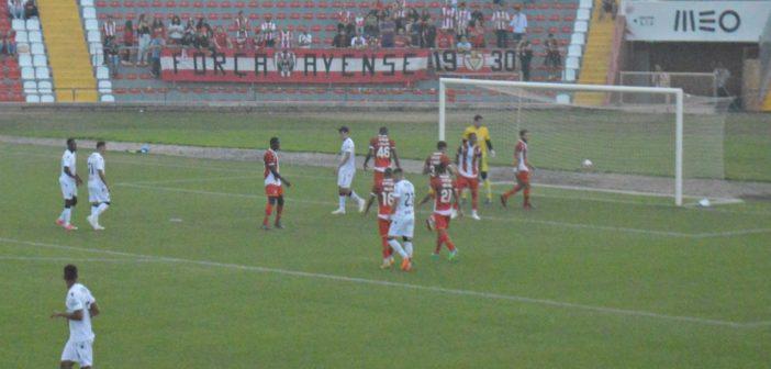CD Aves marca primeiros golos na pré-época e empata com V. Guimarães