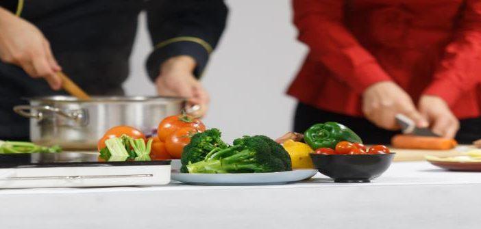 Showcooking vai promover redução do sal na alimentação