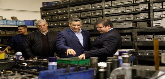 Empresa de santo tirso é única no país  a reciclar caixas de velocidades