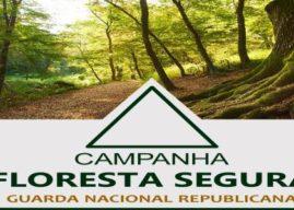 GNR – Campanha Floresta Segura 2021 – Fase de sensibilização