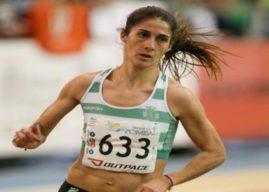 Sara Moreira assegurou hoje a qualificação para os Jogos Olímpicos