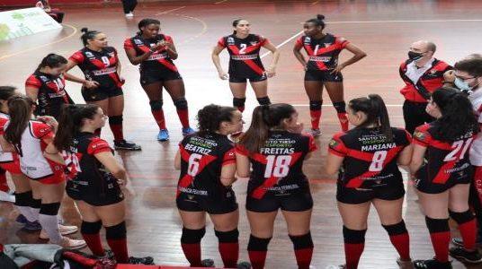 Final da Taça da Federação de Voleibol –  CD Aves 1 – 3 Sporting