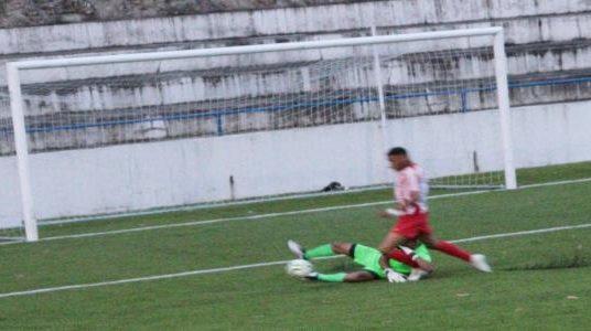 CD Aves 1 – 0 Pasteleira