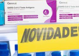 A MERCADONA começa a vender testes rápidos de antígenos nos seus supermercados