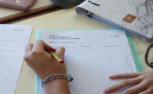 OFICINA integra Tenho Voto na Matéria da Unicef Portugal